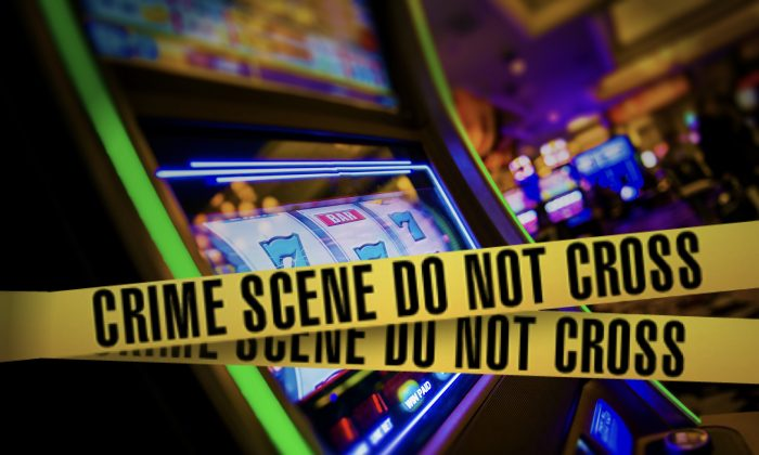 'He pulled out a gun and shot him' – casino witness said. (welcomia/Shutterstock)