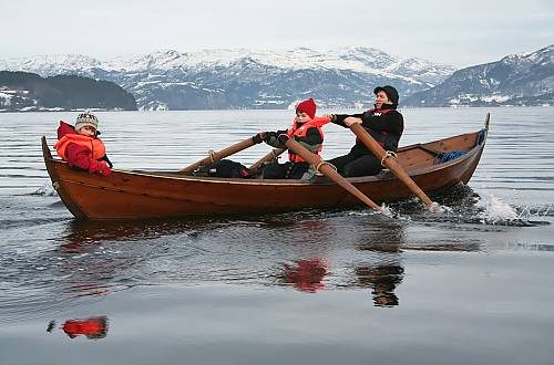 Norway's Oselvar Boat, a National Treasure