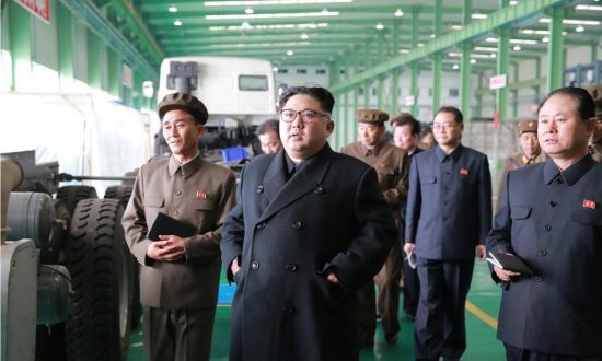 Sanctions Hitting North Korea Hard As Trump Tours Asia