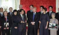 President Trump Meets With Family of Japanese Abducted by North Korea