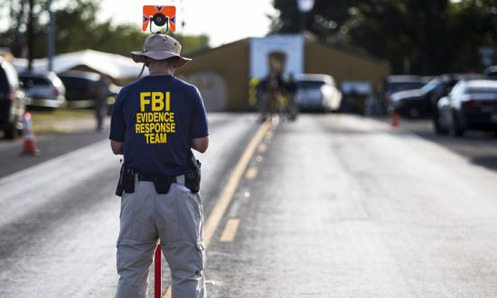 Investigators Find Texas Church Gunman's Phone, but They Can't Crack the Password