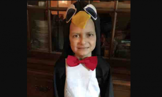 9-year-old boy with cancer who loves penguins wants people to help celebrate his 'last Christmas' early — here's how