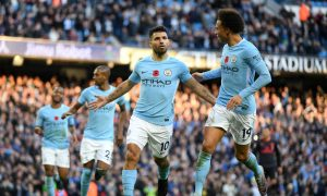 Manchester City Open up 8 Point Lead in English EPL