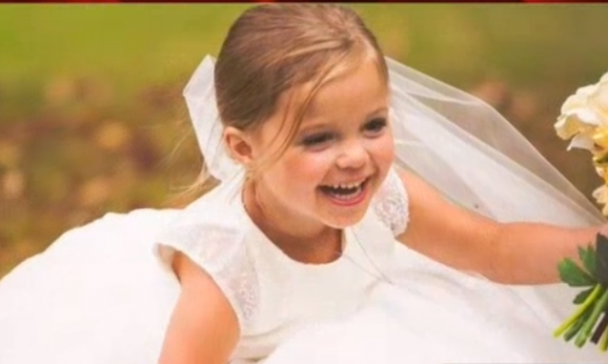 5-year-old has dream wedding photo shoot with her best friend before heart surgery