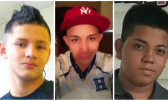 Remains Found on Long Island Identified as Missing Teens