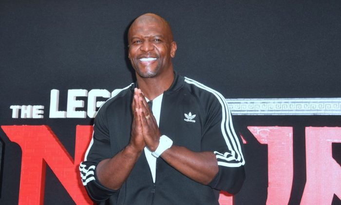 Actor Terry Crews in Los Angeles, Calif., on Sept. 16, 2017.  (FREDERIC J. BROWN/AFP/Getty Images)
