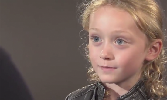 Little girl raises money for veteran heroes, but she never thought she'd actually get to meet one