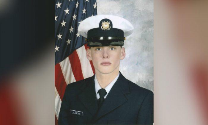 Daniel Dill. (Coast Guard)