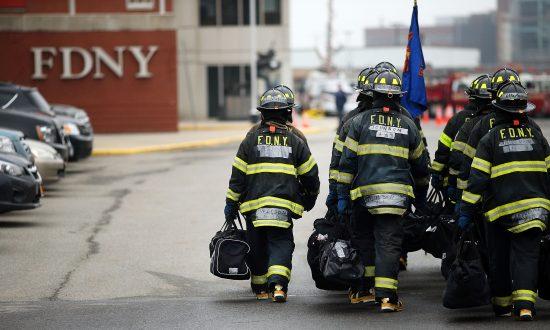 Son of Convicted Terrorist Becomes New York City Fireman