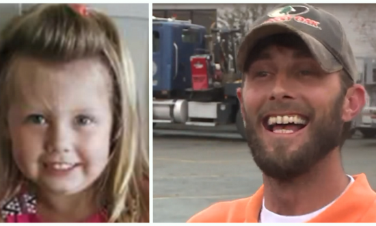 Toddler walked off, no one could find missing girl for hours—but one man felt unexpected connection