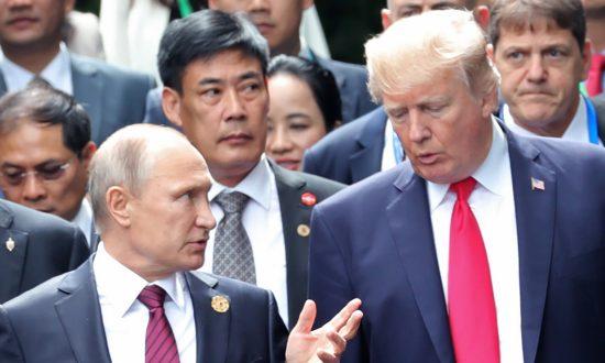 Trump and Putin Reach Agreement on Syria