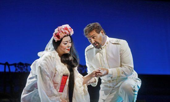 Opera Review: 'Madama Butterfly'