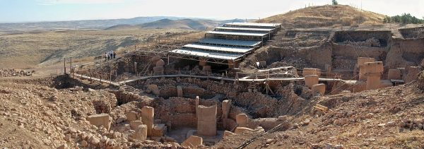 Part of the excavation site of Göbekli Tepe. (Rolfcosar/CC BY-SA)