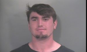 Arkansas Razorbacks Quarterback Cole Kelley Arrested