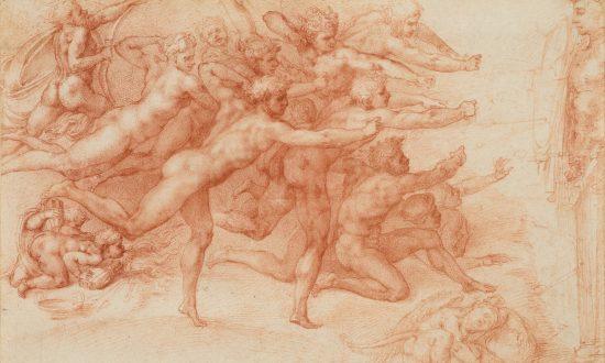 The Divine Creative Process of Michelangelo