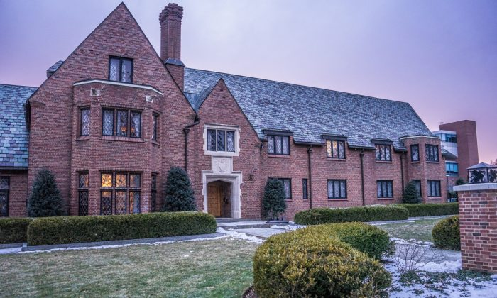 The Penn State Beta Theta Pi fraternity house where Tim Piazza died. (onwardstate.com)