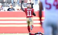 49ers' Marquise Goodwin Loses Son Due to Pregnancy Complications