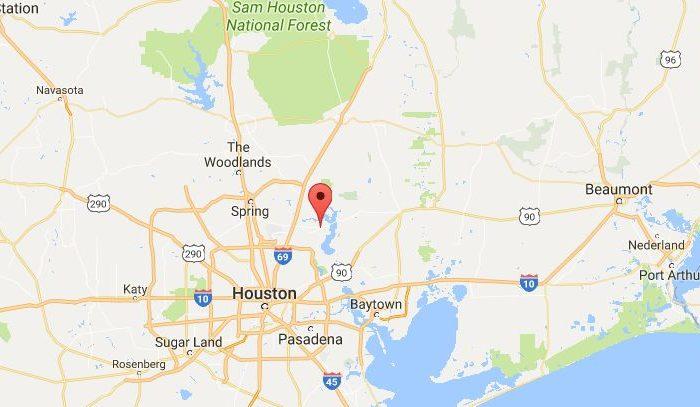 Atascocita, Texas. (Google Maps)