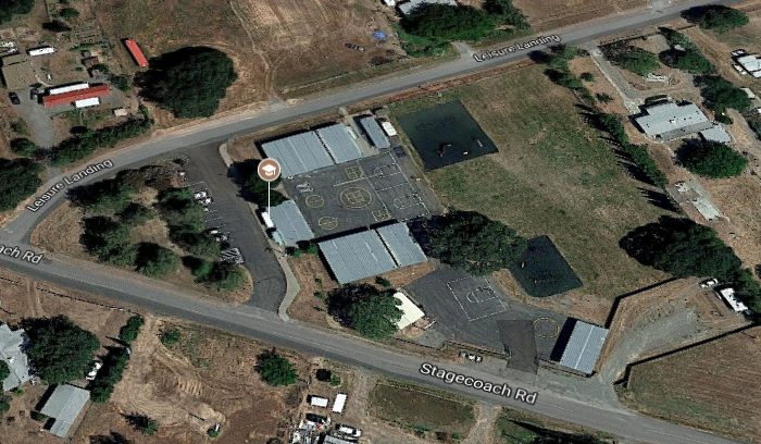 Rancho Tehama Elementary School in California. (Google Maps)
