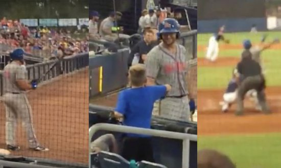 This all-star player went out of his way to greet an autistic fan—what happened next—'how does that happen?'