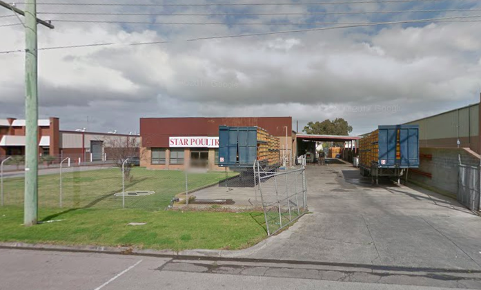Star Poultry Supply in Melbourne, Australia (Google maps)