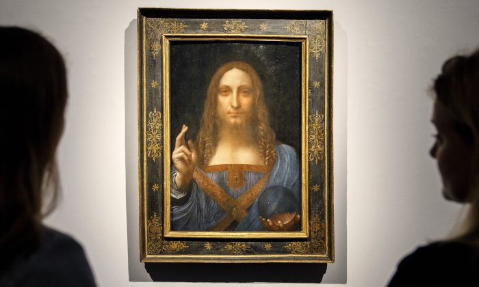 Leonardo da Vinci's Madonna tipped to be first $1 billion painting