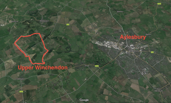 Police Confirm Crash Between Helicopter and Aircraft Near Aylesbury, UK
