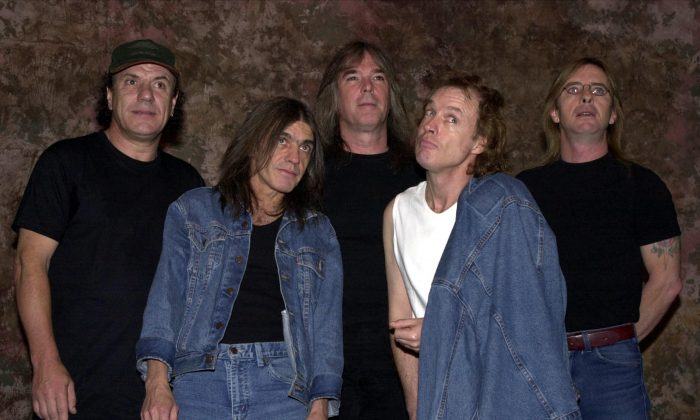 DC Guitarist Malcolm Young Has Passed Away