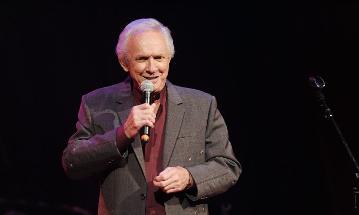 Singer Mel Tillis performs during Marty Stuart's 10th Annual Late Night Jam at the Ryman Auditorium in Nashville, Tenn., on June 8, 2011. (Mike Coppola/Getty Images)