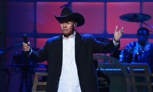 Country Music Star's New Single Takes Aim at National Anthem Protests