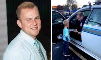 Killer of Pennsylvania Policeman Still on the Run, Agencies Offer Reward