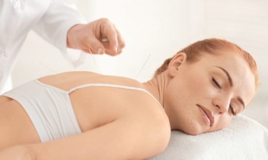 Treating Muscle Knots With Chinese Medicine