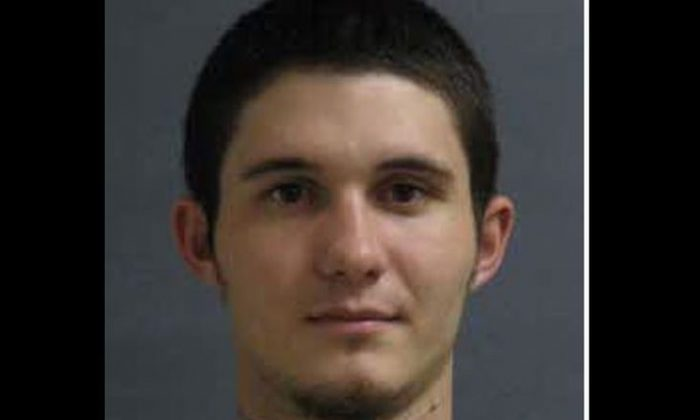 Shane Anthony Vernon. (Coosa County Sheriff's Office)