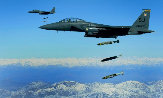 Joint US-Afghan Air Strikes Target Taliban's Opium Factories
