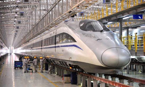Shoddy Construction on China's High-Speed Railway Exposes Systemic Problems
