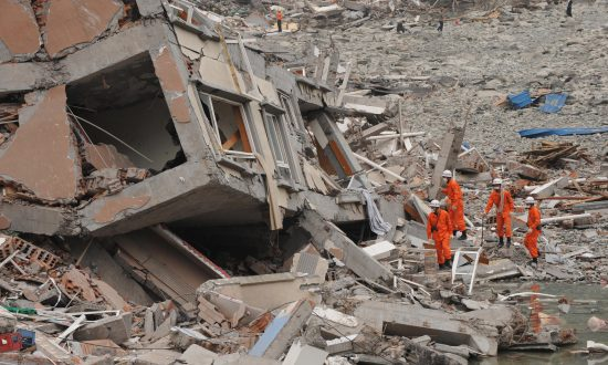 Party Official Responsible for 2008 Sichuan Earthquake Recovery Found Guilty of Corruption