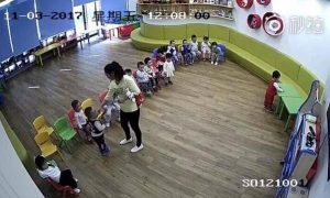 Abuse at Seven Childcare Centers Exposes Broken Pre-School System in China