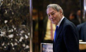 CBS Journalist Charlie Rose Suspended 'Indefinitely'