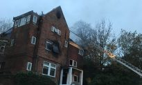 Woman Dies in Fire at Block of Flats in London