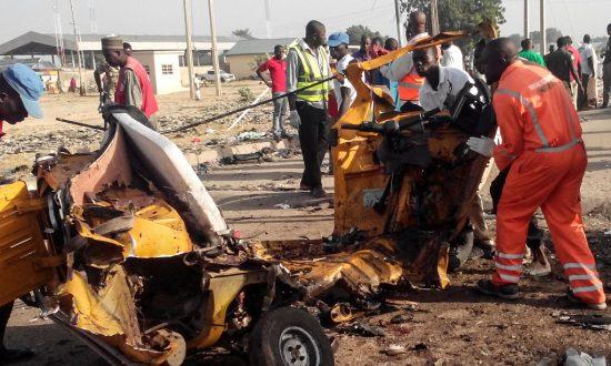 Suicide Bomber Kills at Least 50 in Northeastern Nigeria