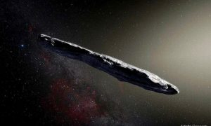 Scientists to Probe Mysterious Space Object for Alien Tech