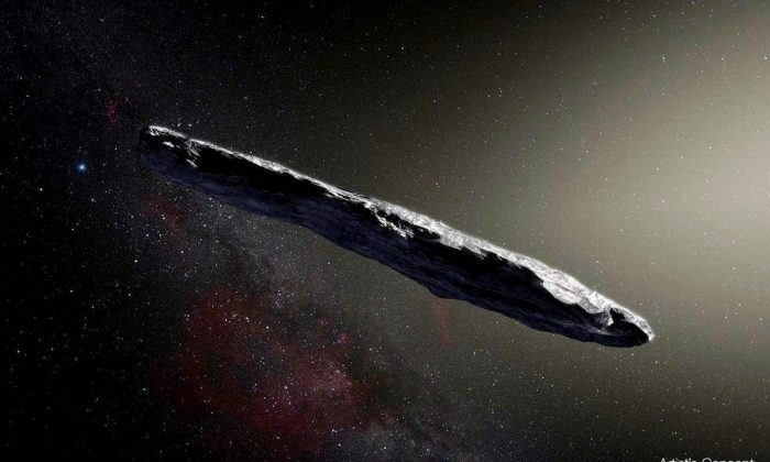 First Interstellar Asteroid `Oumuamua is Like Nothing Seen Before