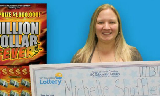Woman is feeling lucky so she buys a scratch-off, wins big, but then she tries her luck again