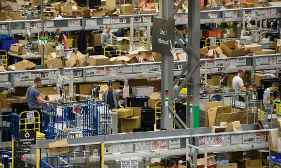 Amazon Staff Are 'Asleep on Their Feet' as They Struggle to Meet Targets