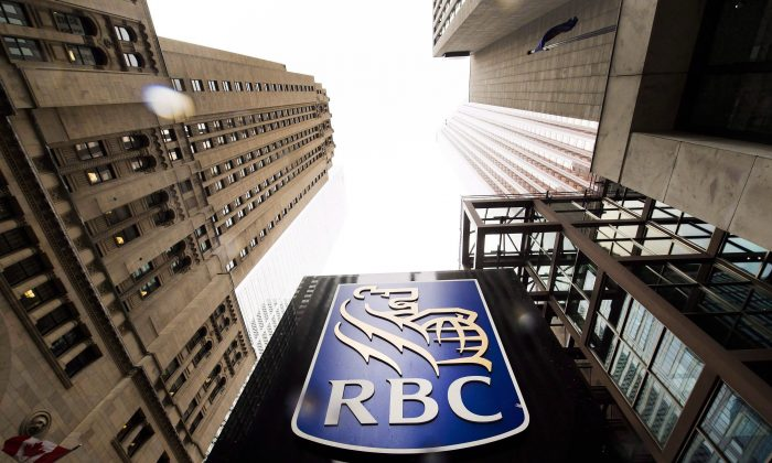 The Royal Bank of Canada has been added to the Financial Stability Board's global systemically important banks. (The Canadian Press/Nathan Denette)