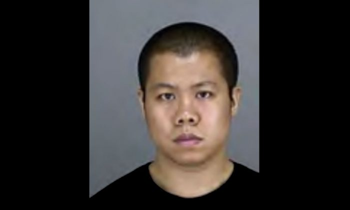Wei Li, who allegedly threatened mass murder at a church and a Las Vegas casino between Nov. 6 and Nov. 9. - Summit County Sheriff's Office