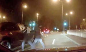 Horrific Carjacking Attack by Masked Men Captured on Video