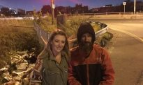 Woman Raises over $200K for Homeless Man who Spent his Last $20 to Help her