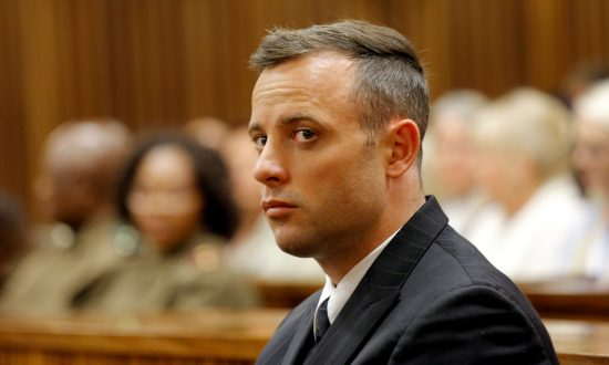 South African Appeals Court More Than Doubles Pistorius Sentence