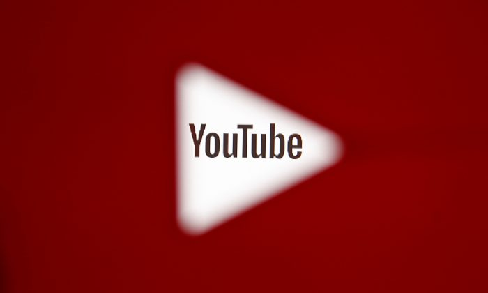 The YouTube logo (Reuters/Dado Ruvic/Ilustration)